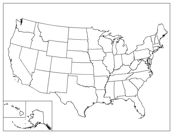 Vaus Government Meissels Mysteries In History Blank Map Of Us States