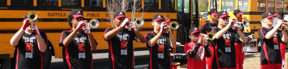 Nansemond River High School Bands